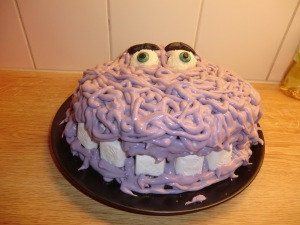 monstertårta
