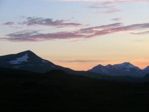 Kvikkjokk, Lappland