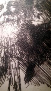 rodin av zorn närbild