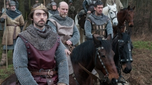 David Dawson som King Alfred i The Last Kingdom